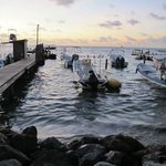 Splash Inn Dock