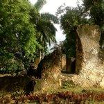 Historical ruins
