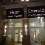 The Pearl and Emerald are owned by the same person that owns The Sapphire Hotel as well