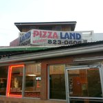 Pizza Land Foto