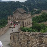 Defense Tower on Great Wall