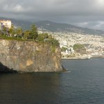 funchal seen from the west