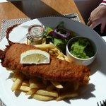 Natürlich: Fish 'n Chips