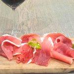 Cormons ham from Friuli