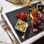 Gourmet Gold Tasting - Plate