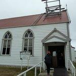 Die katholische Kirche auf den Falklands