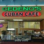 Foto de Cedeno's Cuban Cafe
