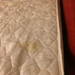 This was the sofa bed mattress, not safe for kids