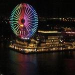 ニューオータニイン横浜 観覧車側眺望