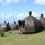 cute bonita huts