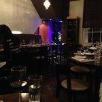 restaurant- inside