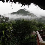 Guest picture taken in the morning of Mandango Mountain.