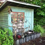 Potting Shed in Richard's Garden