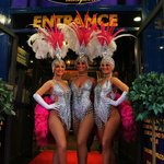 Our VIVA Showgirls are ready to welcome you!