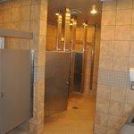 nice restrooms (campground)