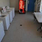 laundry room for campers