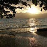 view from honeymoon bure Bulikula