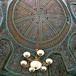 Потолок мавзолея
