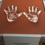 Hand Print of gr8 legend of Tata..!!