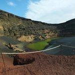 El Lago Verde - Punkt widokowy