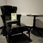 Ein Sessel zum Entspannen