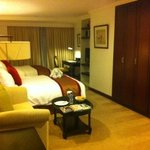 Completely renewed room