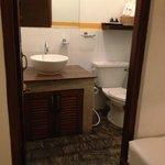 バスルームも素敵