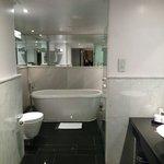 Bathroom - room 601