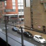 Looking left from Restro. Buchanan St buses, 1min walk away