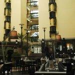 Hall ; bar ; restaurant