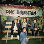 Picture with One Direction