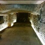 Fondamenta dell'anfiteatro romano
