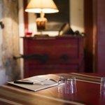 intérieur du restaurant La Table des Basques