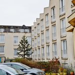Timhotel Chartres Parking