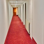Timhotel Chartres Couloir