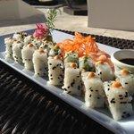 Fantastic sushi - so tasty!