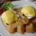 Best Eggs Benedict in Bali!