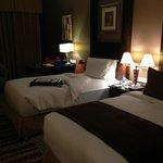 Club Rotana Twin Room