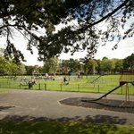 Craig y Don Park Llandudno play area