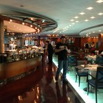 Pergolas Restaurant - where buffet breakfast is served