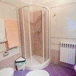 bagno x camera rosa