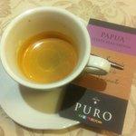 caffè papua