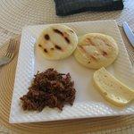 Los desayunos incluidos.... sin variedad pero muyyy buenos!