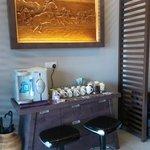 Free Coffee Tea Making Facilities at Lobby