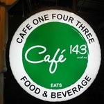 "The Place to be "" Cafe 143"""