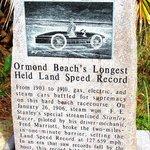 Memorial stones at Granada Boulevard Park by the Beach