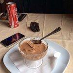 mousse al cioccolato...buonissima!!!