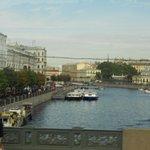 la vista del ponte