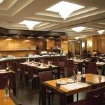 Ресторан - шведский стол