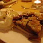 半食宿的甜點-李子蛋糕